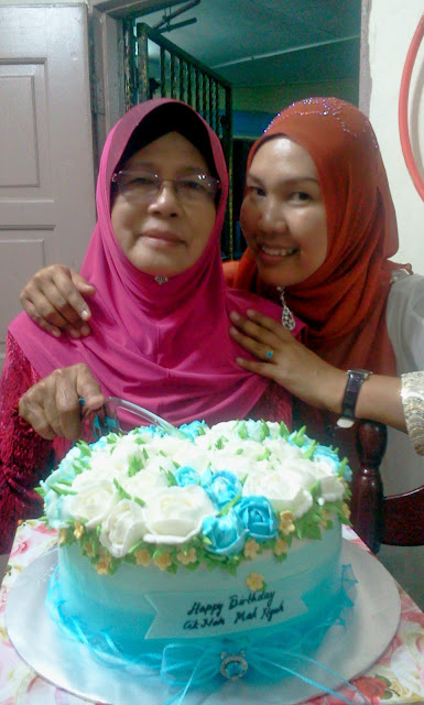 HAPPY BIRTHDAY, IBU!!!
