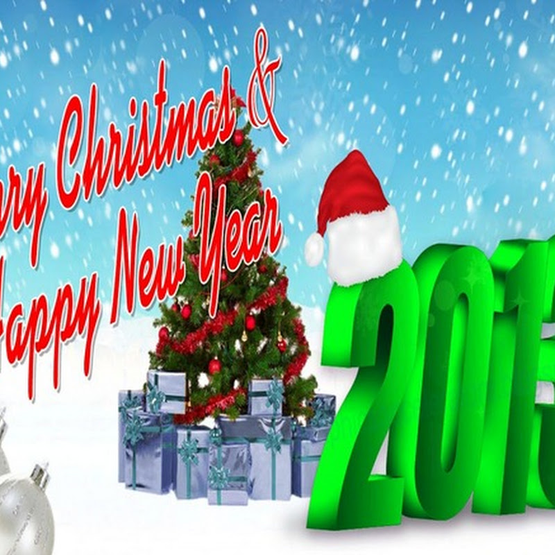 Wishing merry Christmas & Happy New Year