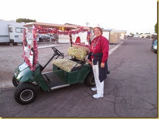 2013-12-20 - Az, Yuma - Cactus Gardens Christmas Golf Cart Parade -005