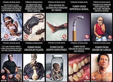 Pare de FUMAR, o cigarro causa vários tipos de CÂNCER
