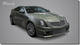 Cadillac CTS-V Coupe '11 (4)