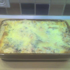 My Michelle's Chicken Alfredo Lasagne