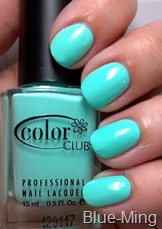 Color Club Blue-Ming