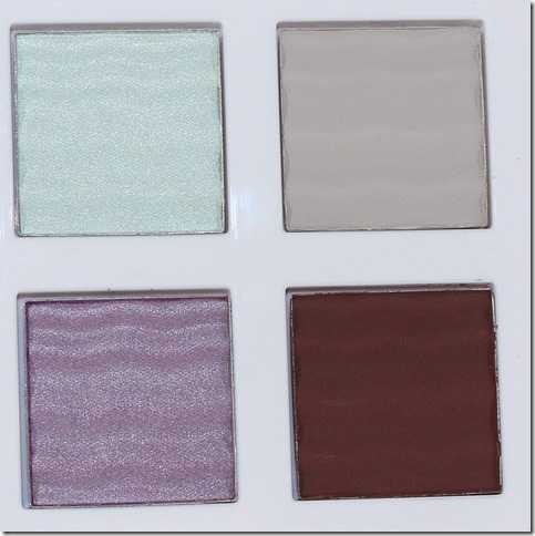 Sephora Pantone Eyeshadow Quad 4