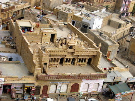 Palat Jaisalmer India