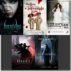 Promo sobrenatural livros