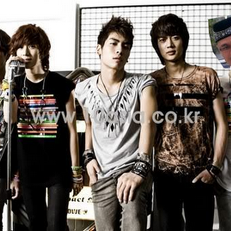 Sori geng ! Aku dah join K-POP