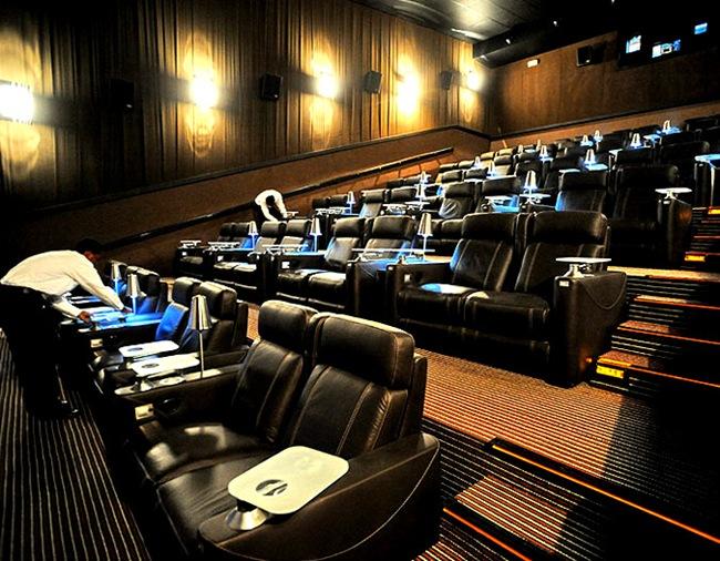 Cinépolis - Cinema vip em breve em Curitiba