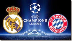 real madrid vs bayern