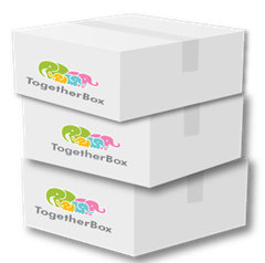 Together Box provides 3-4 fun family crafts and kids activities for ages 3-10
