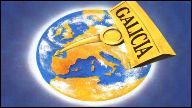 Dibujo de Galicia