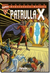 P00009 - Biblioteca Marvel - Patrulla-X #9