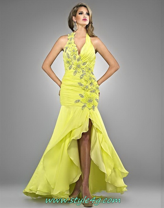 Yellow Prom Dresses David'S Bridal 21