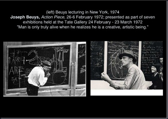 beuys lectures