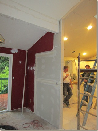 remodel drywall up 008