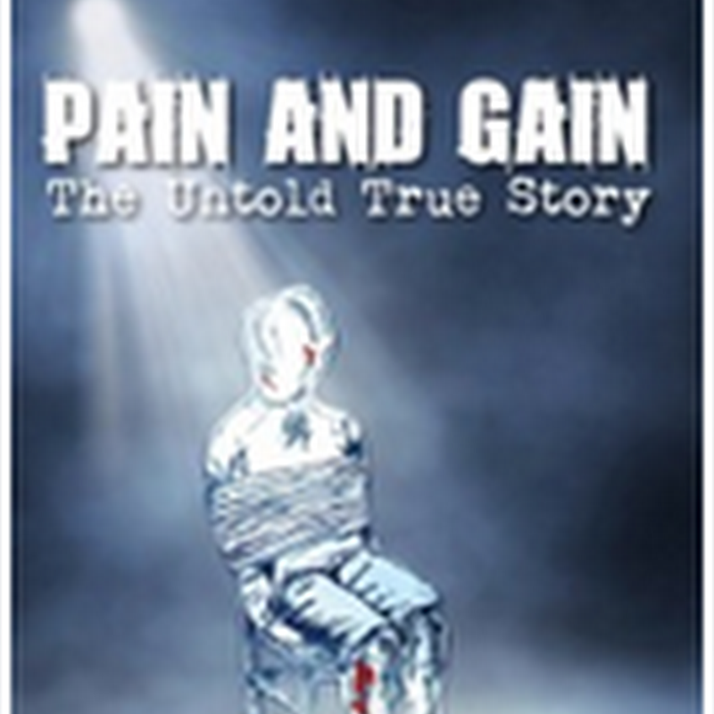 Orangeberry Book of the Day - Pain and Gain – The Untold True Story by Marc Schiller (Excerpt)