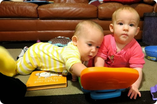 Twins on the Computer