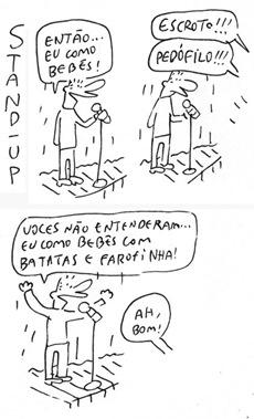 Adão Iturrusgarai - Rafinha