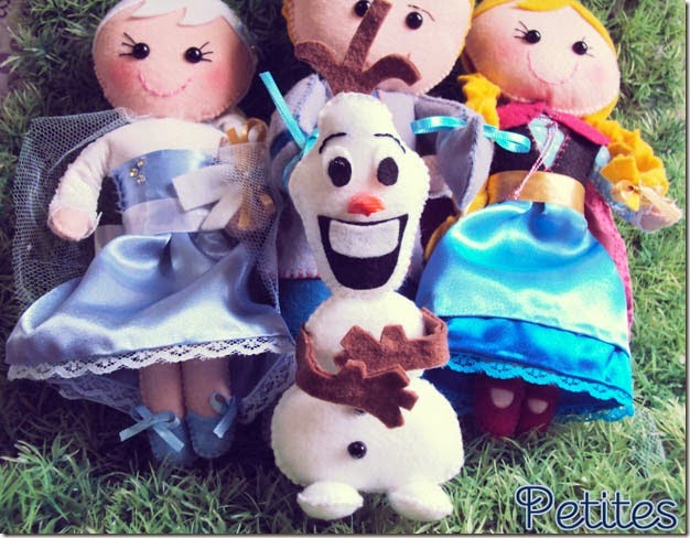 Bonecos de Frozen_03