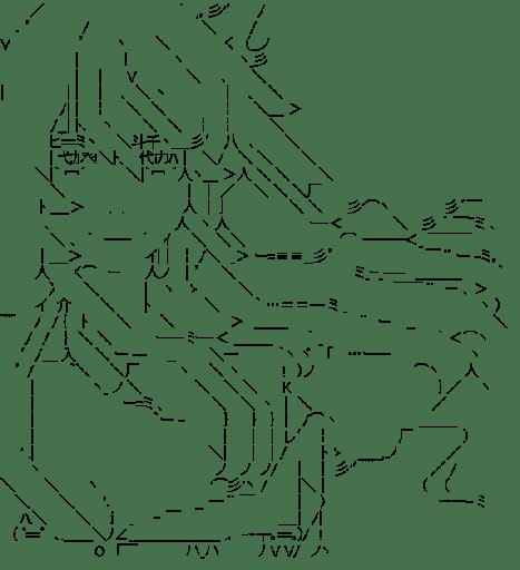 ブラック羽川(化物語)