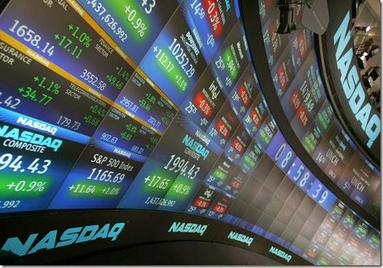 Stock-Trading Nasdaq