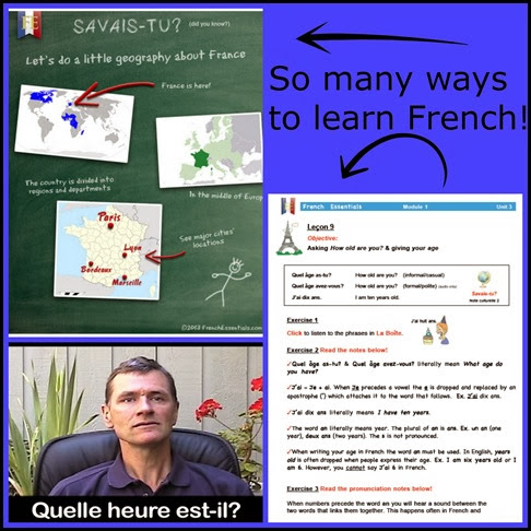 French Essentials Many Ways to Learn