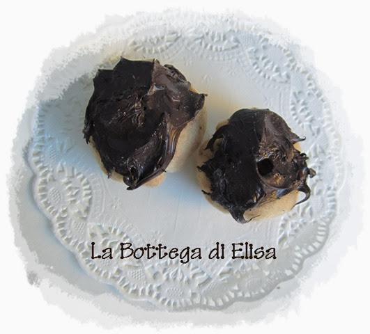 bignè cioccolato 2