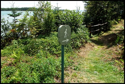 Campobello  3 SW trail loop 157