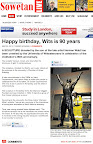 Happy Birthday, Wits is 90