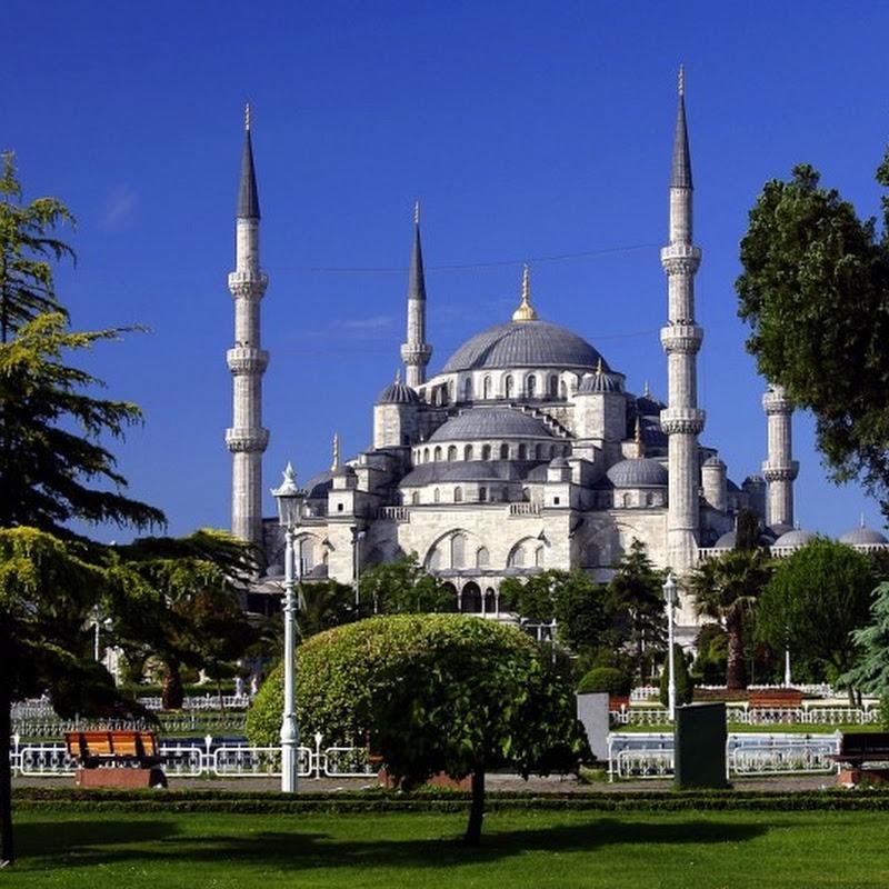 A Magnífica Mesquita Azul