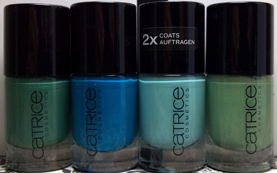 Catrice Sea I Told You! Blue Cara Ciao, Am I Blue or Green, Sold Out Forever (800x501)