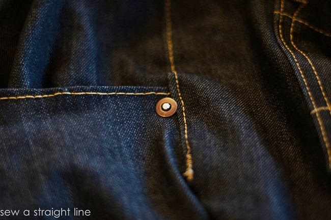 rivets jeans sew along sew a straight line-12