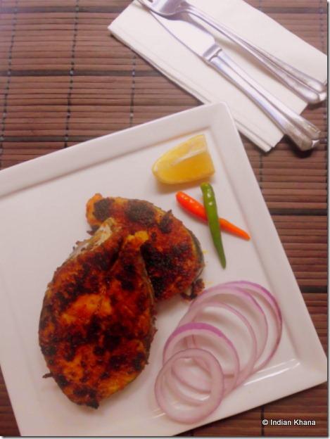 Fish masala recipe shallow fry