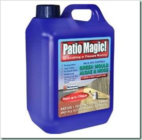 patio magic