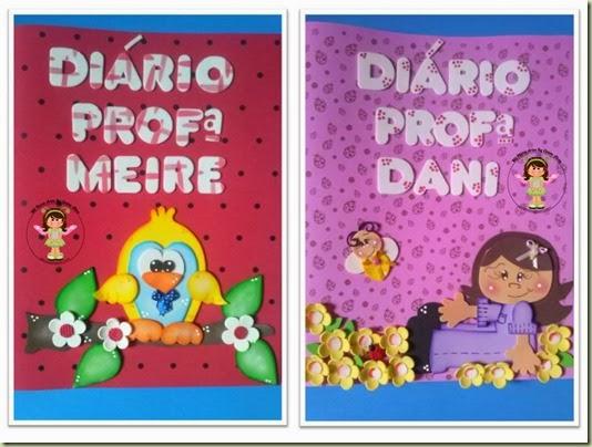 Capas de Diário