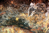 Aboriginal Cave Paintings Teach and Share Stories - Yulara, Australia