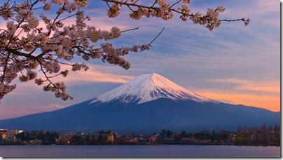Monte Fuji é reconhecido como Patrimônio da Humanidade