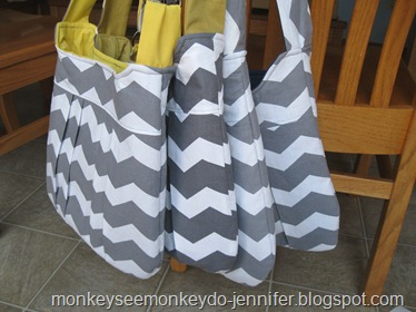 chevron gray and yellow bags (13)