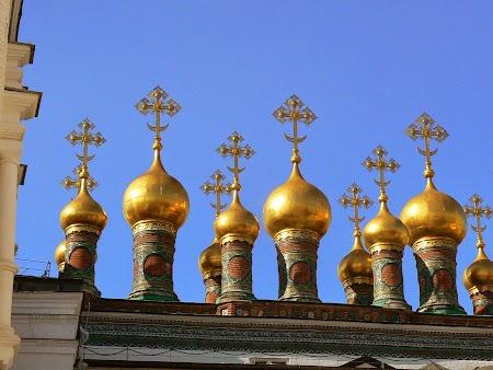 Circuit Rusia: Turle biserici rusesti Moscova