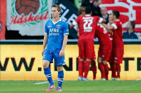 Eredivisie] 8節 Twente - AZ (2...
