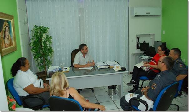 Roberto Germano - Reunião Prefeitura Caicó