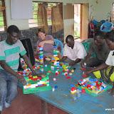 Werknemers ook aan het bouwen