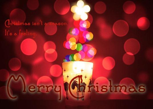christmas auguri