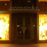 banana republic in roppongi in Roppongi, Tokyo, Japan