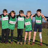 Parkside School XC 2013 G & B year 5/6
