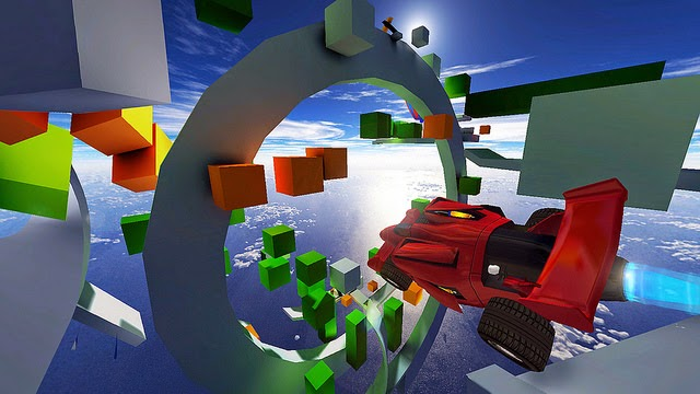Jet Car Stunts PS Vita