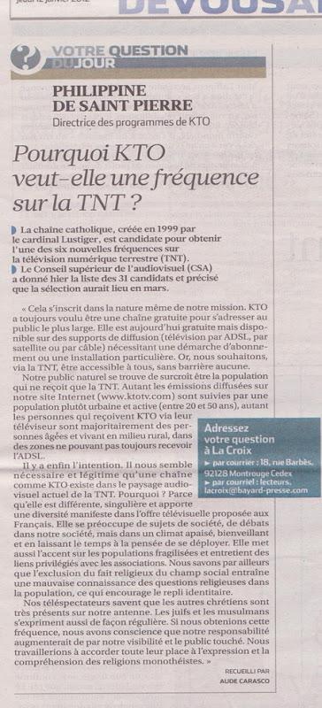 KTO en TNT