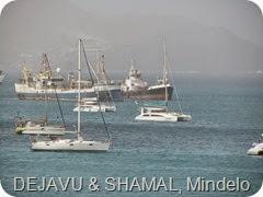 085 DEJAVU & SHAMAL in Mindelo