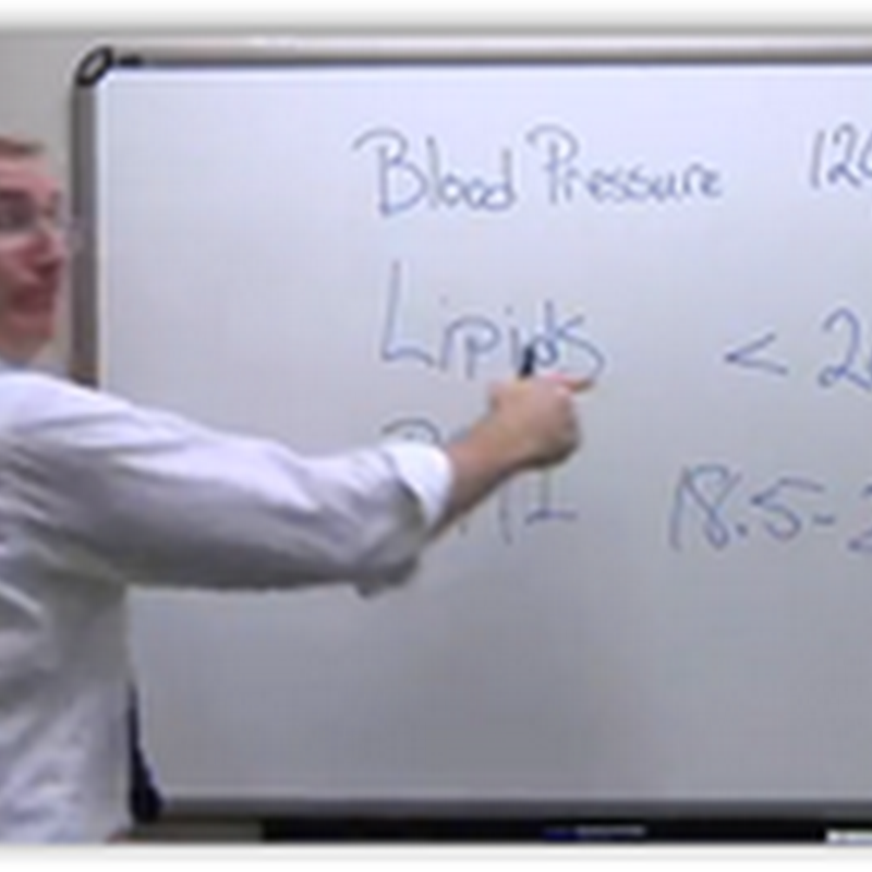 Mayo Clinic Video 8675309 Parody–Know Your Numbers Blood Pressure, Lipids and BMI