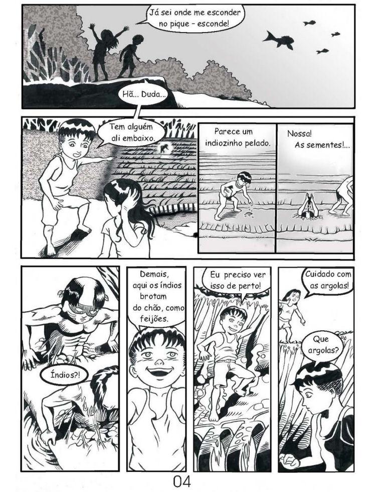 Mapinguari - Pagina 4